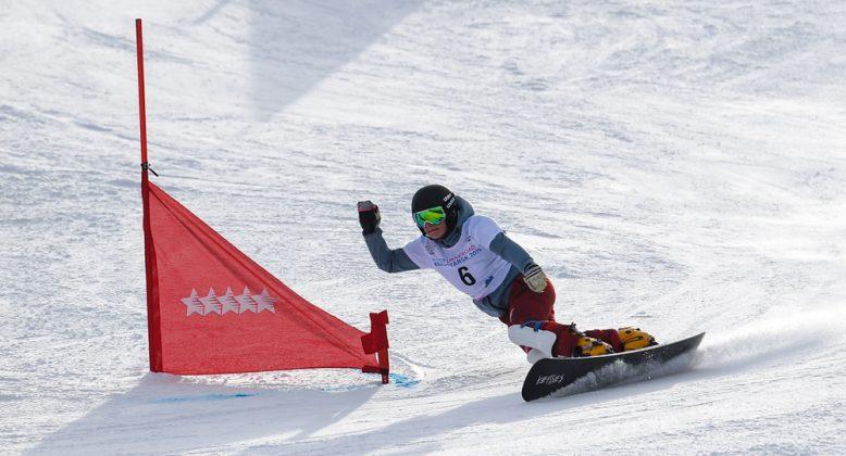 29. Zimowa Uniwersjada - złoto i srebro w snowboardzie