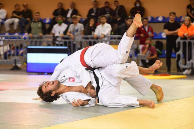AMP w judo w Pile