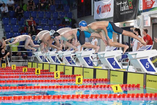 AMP w pływaniu w Lublinie - dzień 2